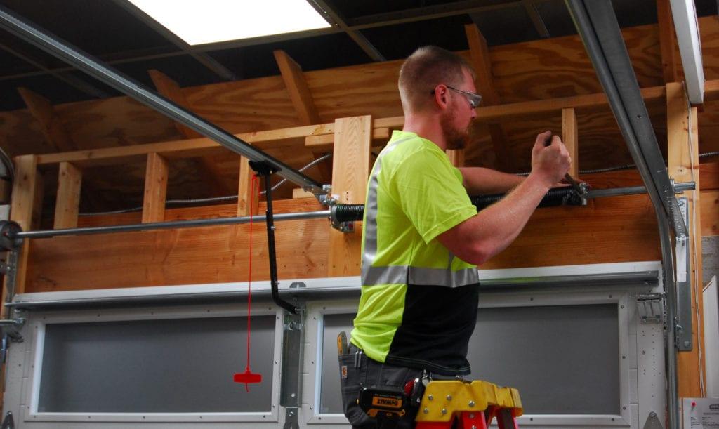 Residential Garage Door Tune Up Joe Wilde Company