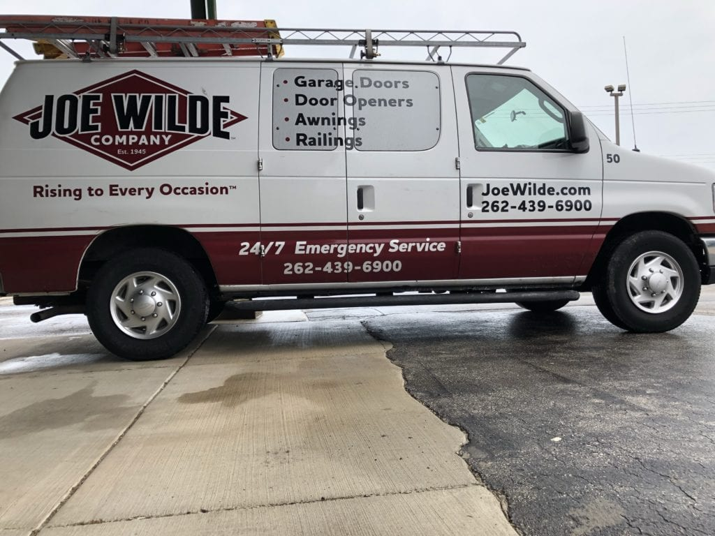 Garage Door Accessories Joe Wilde Company Milwaukee