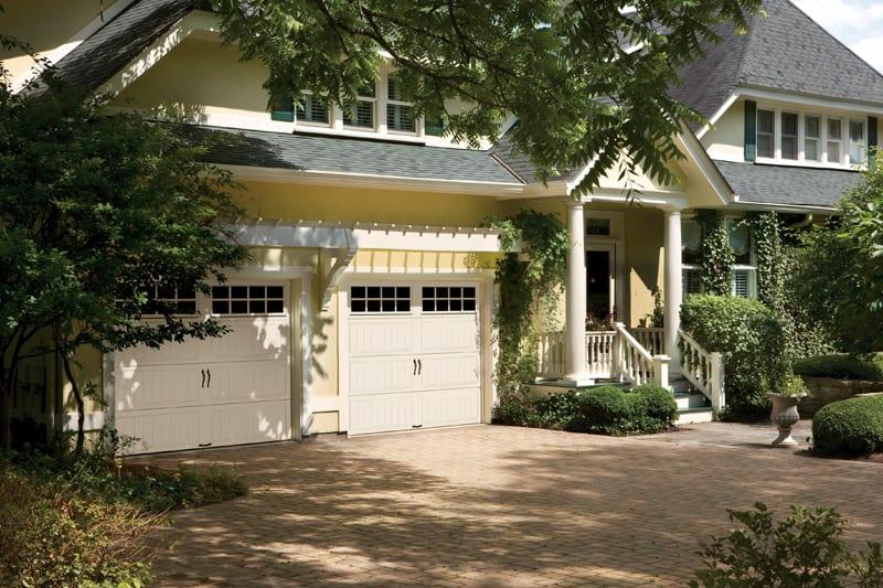 Garage Door Lines