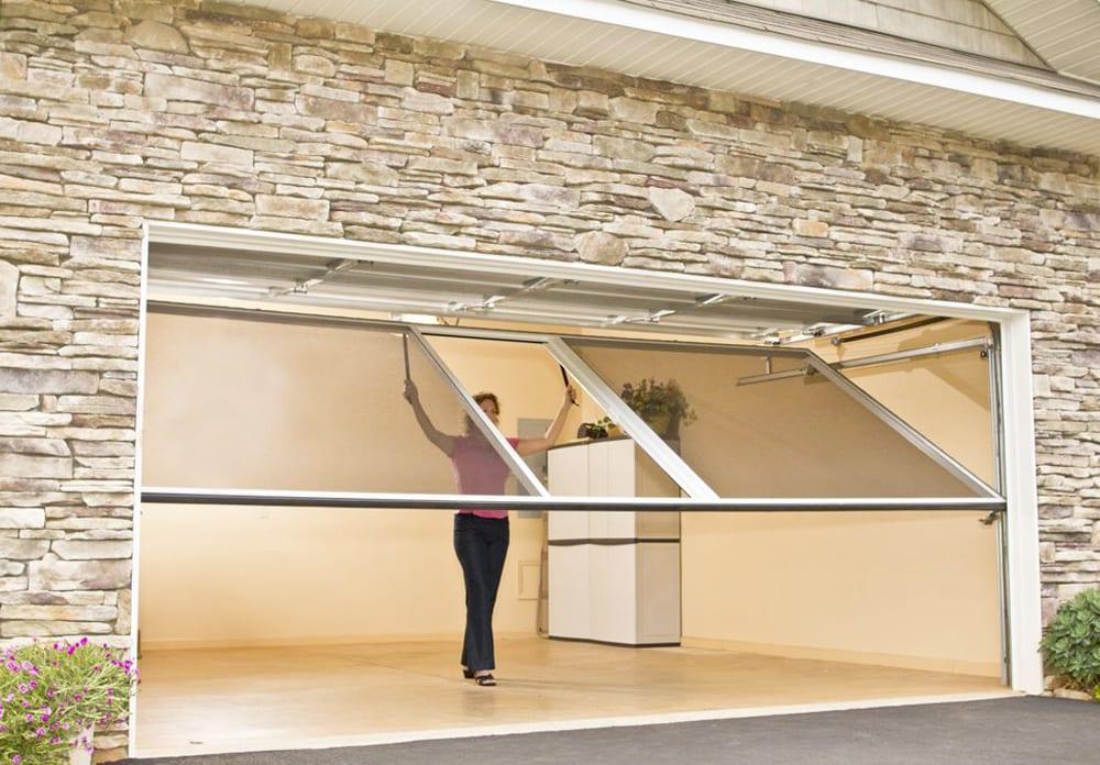 Garage Screens Lifestyle, How Much Are Lifestyle Garage Door Screens