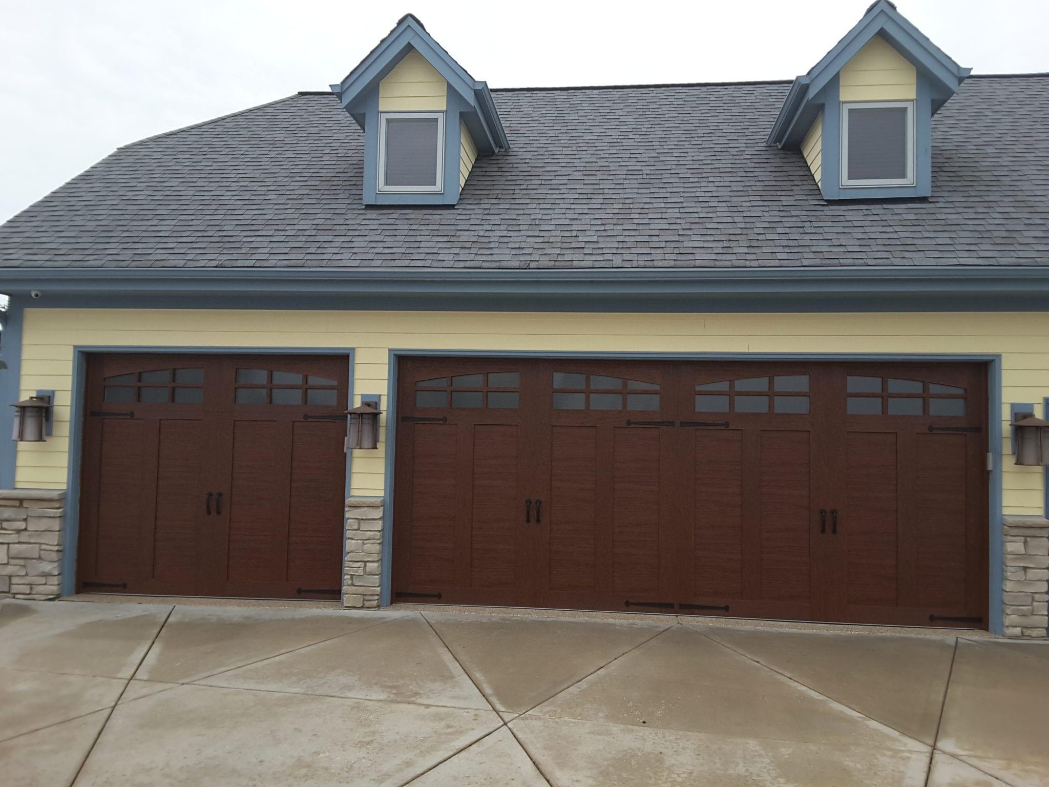 Residential Garage Door Installation Joe Wilde Company