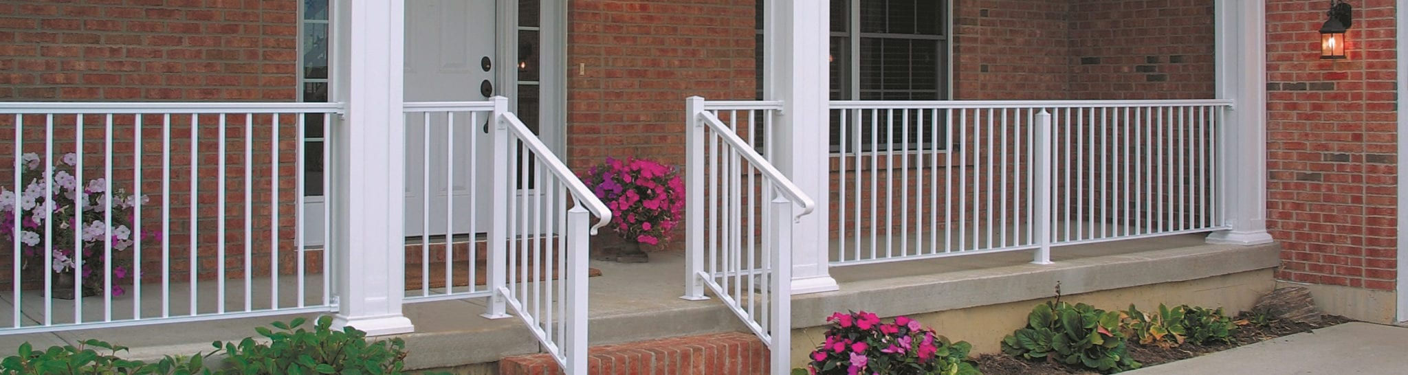 Residential Railings and Columns