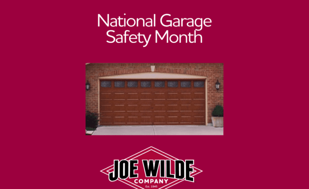 Milwaukee Garage Door Installers Joe Wilde Company