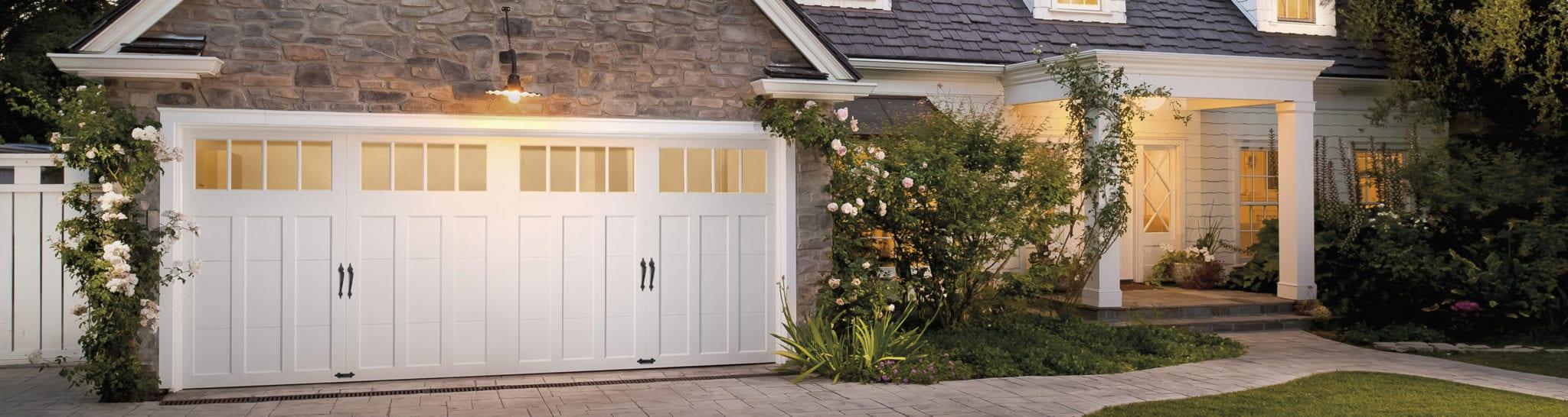 Carriage Style Garage Doors