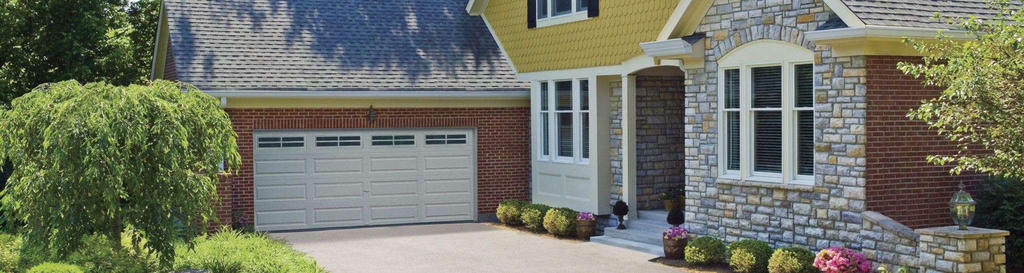 Classic Style Garage Doors