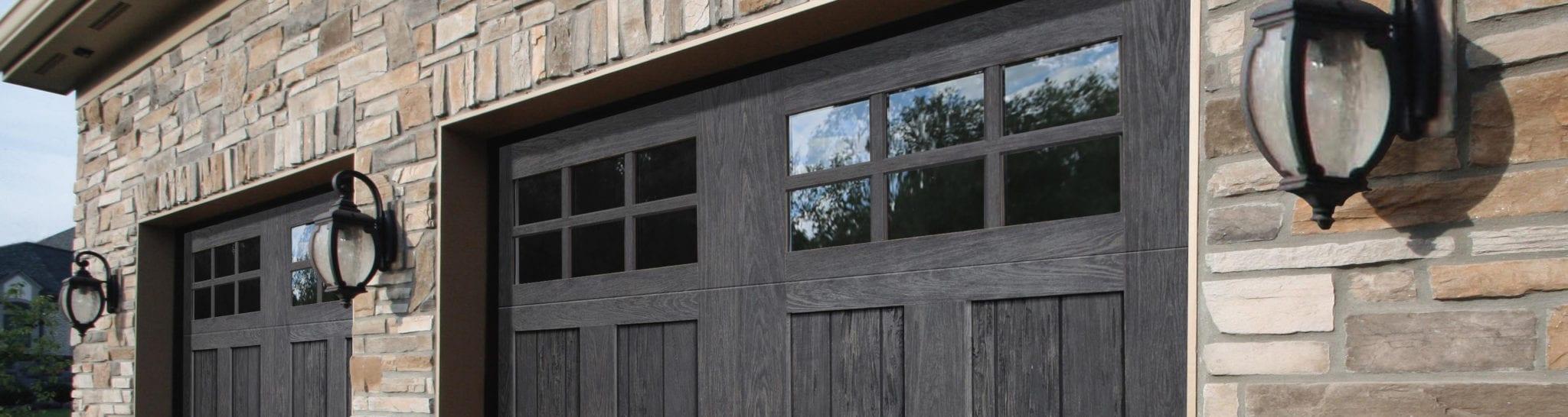 Residential Canyon Ridge Garage Doors