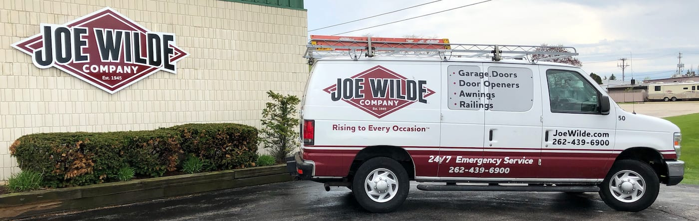 Why Choose Joe Wilde Company Milwaukee Garage Door